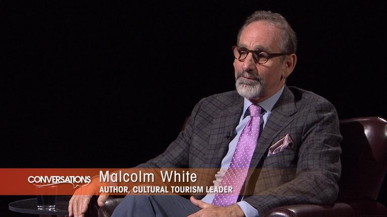 Conversations: Malcolm White