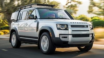 2020 Land Rover Defender & 2020 Hyundai Sonata