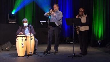 Ron English and the Marygrove Jazz Ensemble