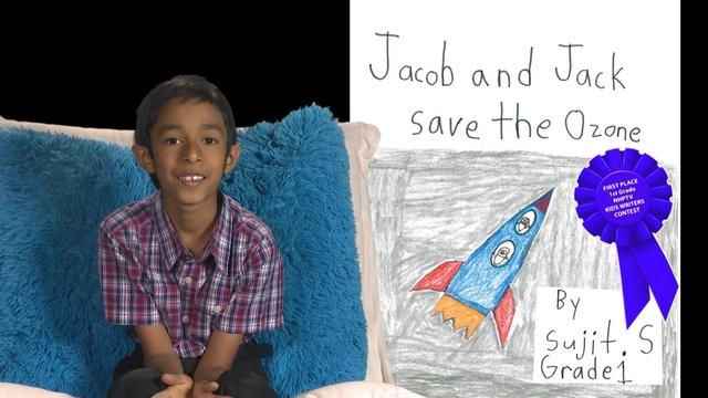 Jacob and Jack Save the Ozone