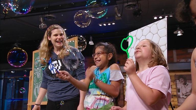 Hands-On Science: Magnets, Bubbles, and Slime