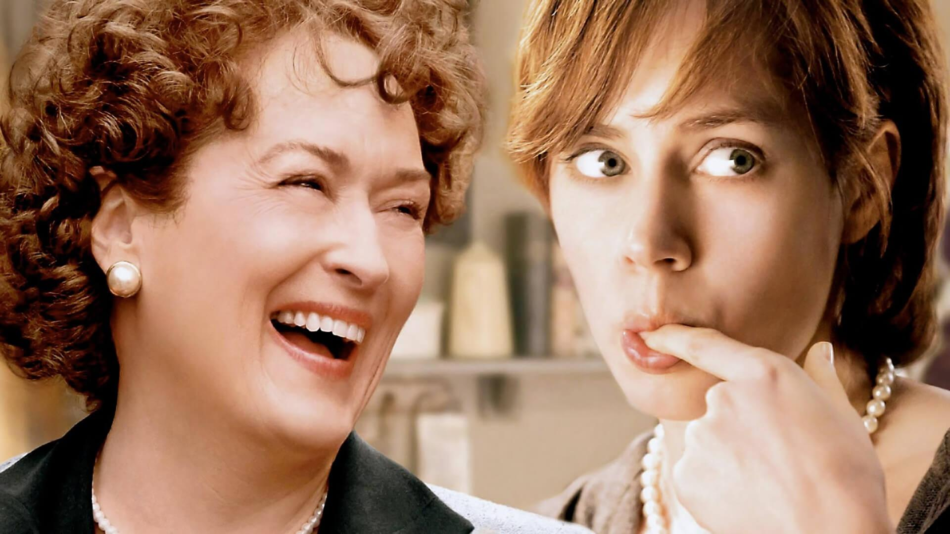 Julie and Julia WEB EXTRA