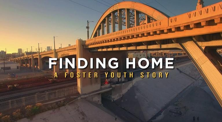Finding Home: A Foster Youth Story: Finding Home: A Foster Youth Story
