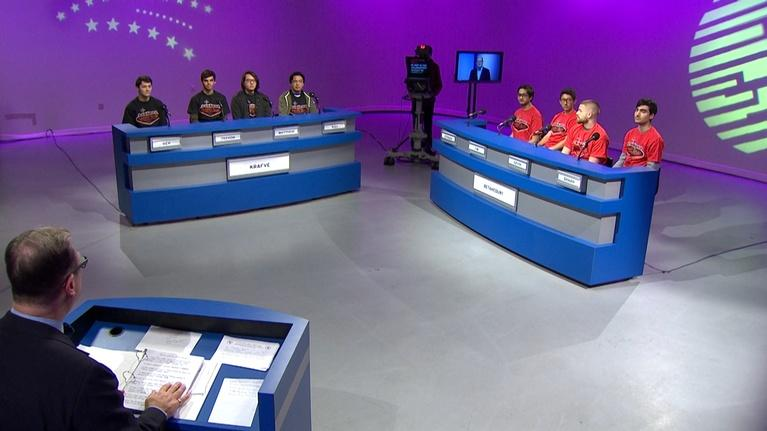 Varsity Quiz from Vegas PBS: Silver League All-Star Match