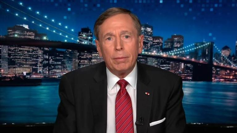 Amanpour and Company: Gen. David Petraeus on U.S. Realtions with Iran