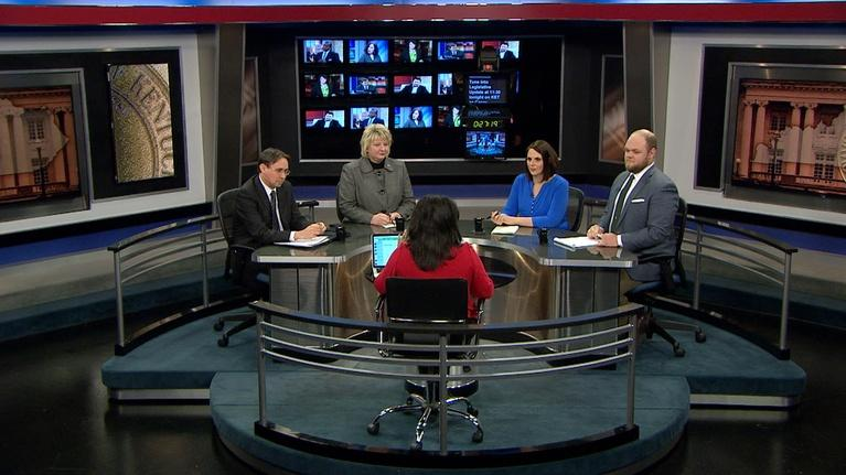 Kentucky Tonight: 4th District Dem. Cong. Candidates and a Legislature Wrap-up