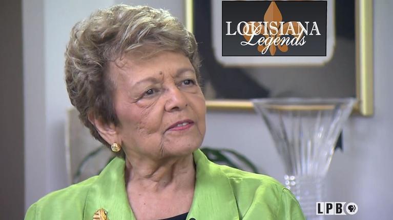 Louisiana Legends: Louisiana Legends: Sybil Morial