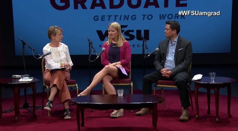 WFSU American Graduate: What's Next: Roadtrip Nation Discussion