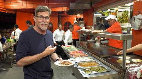 Mexico: One Plate at a Time with Rick Bayless -- Always Time for Tacos
