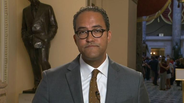 Amanpour and Company: Will Hurd on Trump's Tweet about 4 Democratic Congresswomen