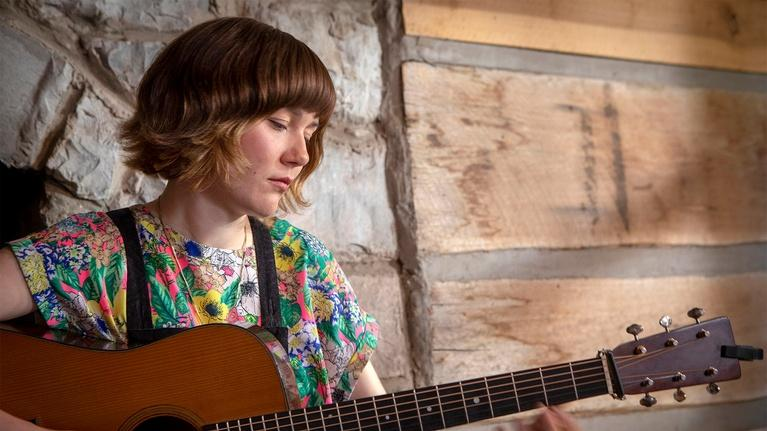 "David Holt's State of Music: Molly Tuttle's ""Rain and Snow"""