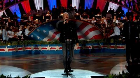 "National Memorial Day Concert -- Five for Fighting Performs ""All for One"""