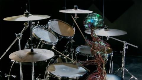 The Amazing Human Body -- Recker Eans, Drummer