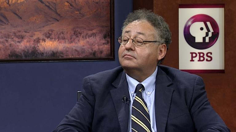 Fronteras: Jerry Pacheco - Border Trade Issues