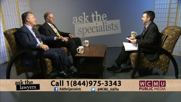 Ask The Specialists: Ask the Lawyer