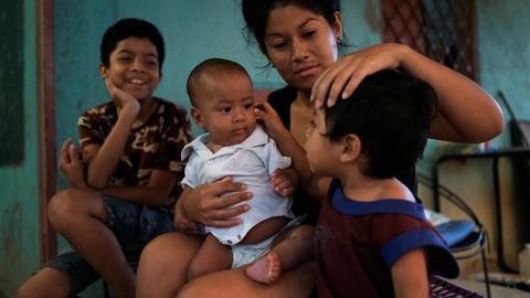 PBS NewsHour -- Venezuela's suffering children could yield lost generation