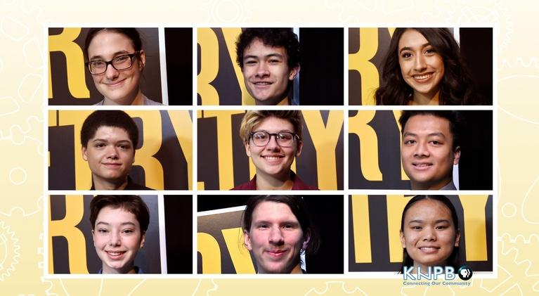 Poetry Out Loud: Poetry Out Loud (2018)