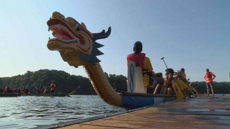 Secret Atlanta: Dragon Boat Atlanta
