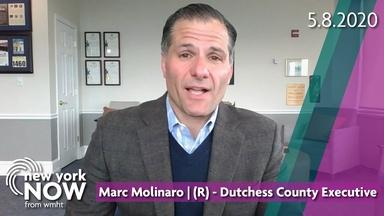 Dutchess County Executive Molinaro on Pandemic Response