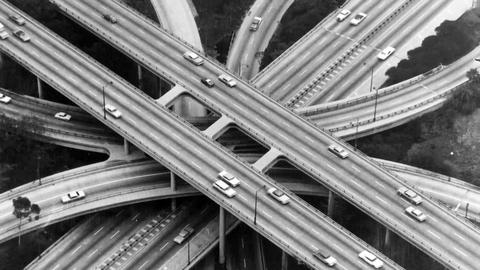 Lost L.A. -- Concrete Fantasy: Southern California, a Freeway Metropolis