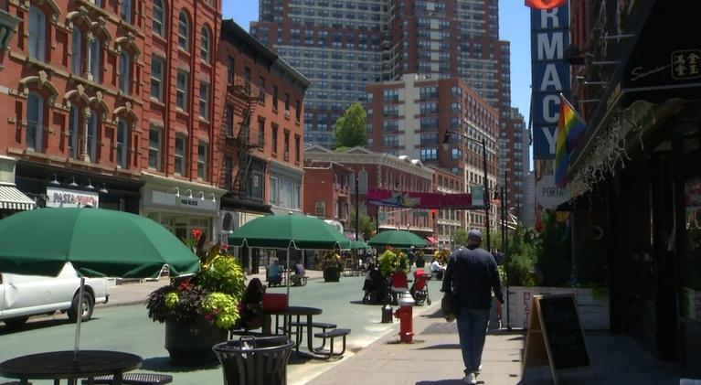 NJTV News: Jersey City becomes first in NJ to decriminalize marijuana