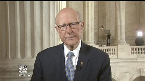 PBS NewsHour -- Sen. Roberts: Americans want us to debate health care bill