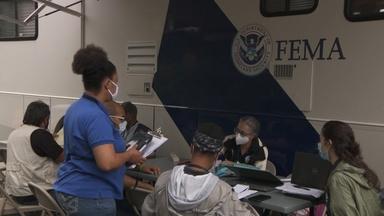Ida victims filing for FEMA aid wonder how much they'll get