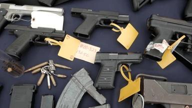 AG office shares new NJ plan to target surging gun violence