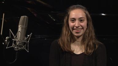 WMHT's Classical Student Musician of the Month