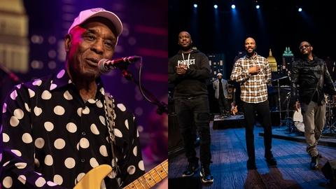 Austin City Limits -- Buddy Guy / August Greene