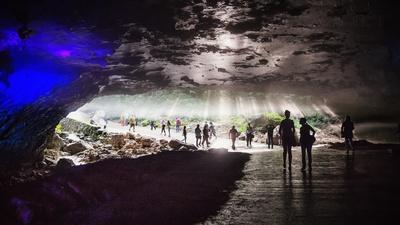Bluegrass Underground | Bluegrass Underground: Making of the Caverns