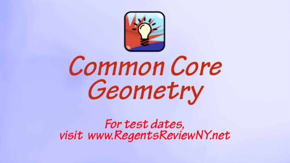 Common Core Geometry image