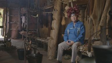 Extended Interview: G. Peter Jemison on the Longhouse