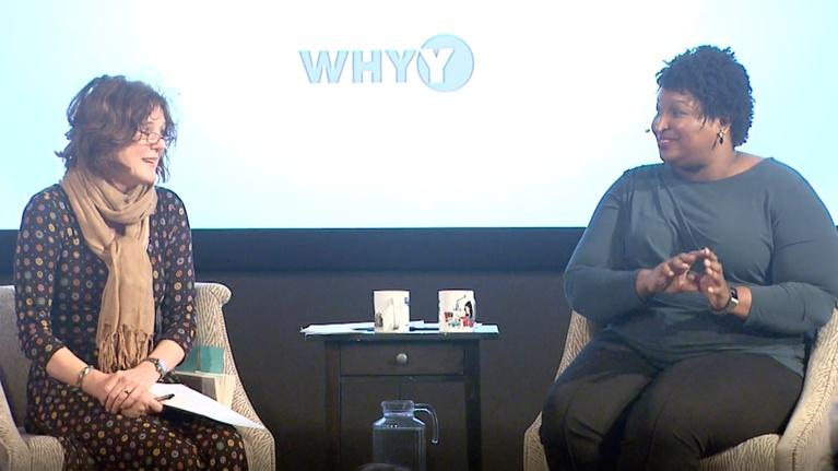 WHYY Specials: Stacey Abrams In Conversation With Marty Moss-Coane