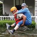 Hurricane Harvey's Rainfall